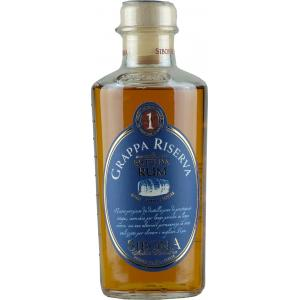 Sibona Grappa Reserve Rum Wood Finish 50cl