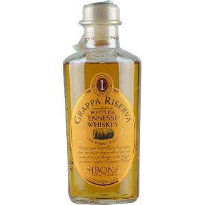 Sibona Grappa Reserve Tennessee Whiskey Wood 50cl