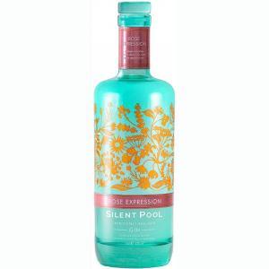 Silent Pool Rose Expression Gin