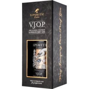 Sipsmith Vjop Very Junipery Over Proof Gin