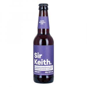 Sir Keith Barley Wine