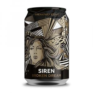 Siren Broken Dream Breakfast Stout Can