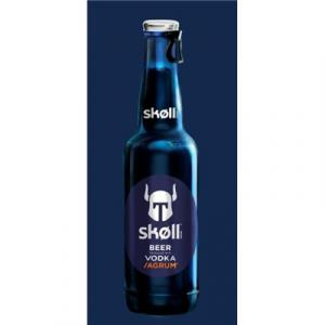 Skoll Tuborg Agrum Bouteille