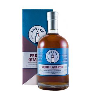 Smögen 4 År French Oak Quarter Casks 50cl 2016