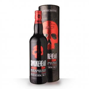 Smokehead Sherry Bomb Cannister