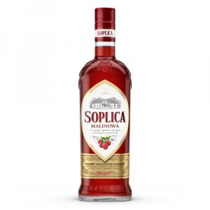 Soplica Raspberry Vodka Liqueur 50cl