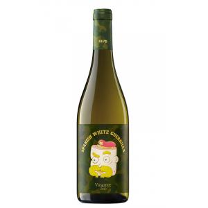 Spanish White Guerrilla Viognier Barrica 2013