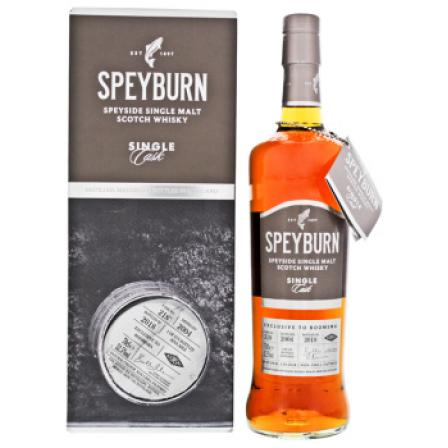 Speyburn Single Cask Non-Chill Filtered 2004