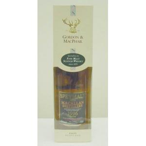 Speymalt from Macallan Distillery Gordon & Macphail