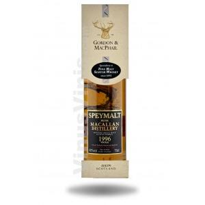 Speymalt from Macallan Distillery Gordon & Macphail 1996
