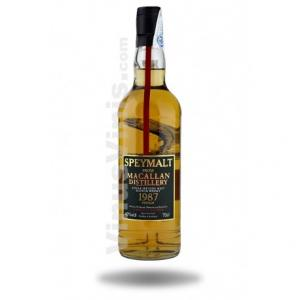 Speymalt from Macallan Distillery Gordon & Macphail 1987
