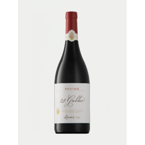 Spier Wine Farm Pinotage 21 Gables 2016