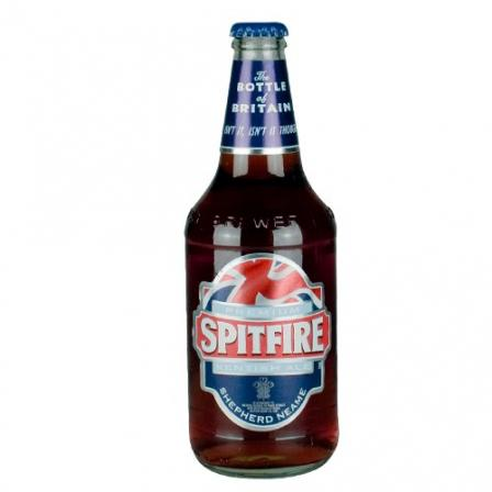 Spitfire Amber Kentish Ale 50cl