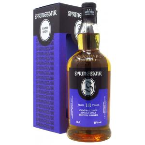 Springbank Campbeltown Edition 18 Jahre 2018
