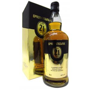 Springbank Special Release 21 Year old 2014