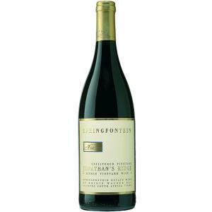 Springfontein Jonathan's Ridge Estate Wine Of Origin Walker Bay 2015