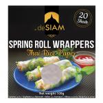 Springrolls Wrappers 100g