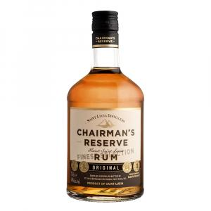 St. Lucia Rum Chairman's Reserve