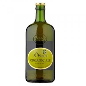 St. Peter's Organic Ale 50cl