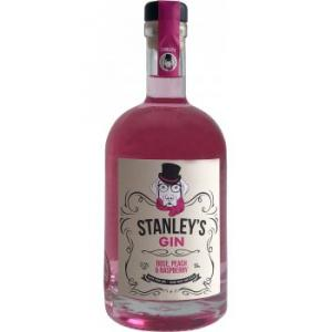 Stanleys Gin Rose Peach & Raspberry 50cl