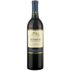 Stimson Estate Cellars Merlot 2009