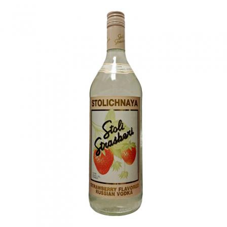Stolichnaya Strawberry 1L