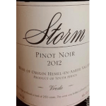 Storm Vrede Pinot Noir 2017