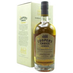 Strathclyde Cooper's Choice Single Cask 26 Year old 1993