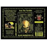 Struise Black Damnation XVI Ivan The Terrible 75cl