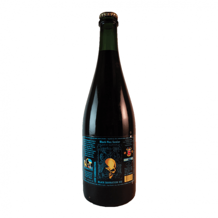 Struise Black Damnation XXI Black Mes Senior 75cl