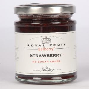 Sugar Free Strawberry Jam 225g
