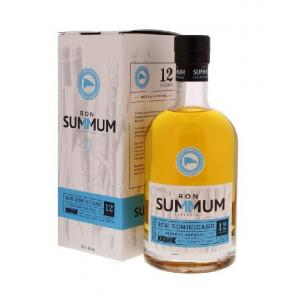 Summum 12 Anys Cognac Finish Rum Estoig