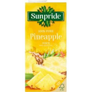 Sunpride Pure Pineapple Juice