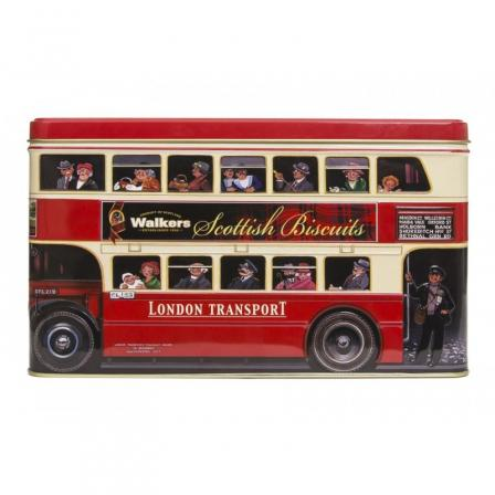 Surtido de Biscuits London Bus Walkers 450g