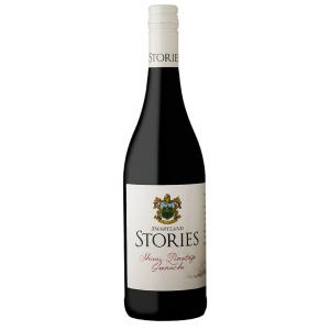 Swartland Stories Shiraz Pinotage Grenache 2017