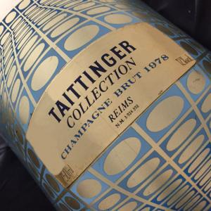 Taittinger Collection Vasarely 1978