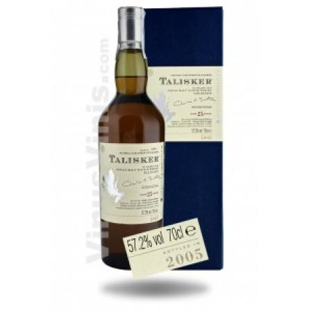Talisker 25 Year old Limited Edition 2005