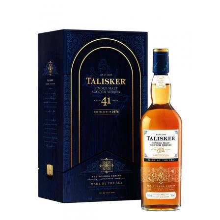 Talisker 41 Ans The Bodega Series