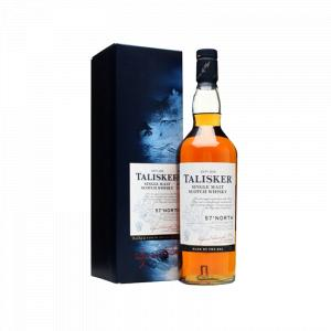 Talisker 57 Degrees North With Caixa