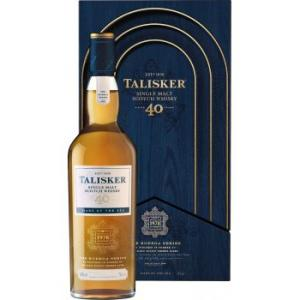 Talisker Bodega Series 1 40 Year old