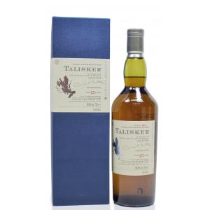 Talisker Natural Cask Strength 25 Year old 1981
