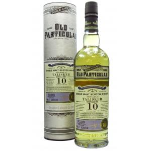 Talisker Old Particular Single Cask 10 Year old 2009