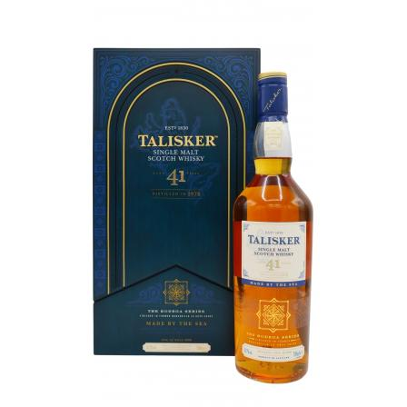 Talisker The Bodega Series 41 Ans 1978