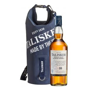 Talisker With Waterproof Dry Bag 10 Year old