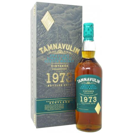 Tamnavulin Vintages Collection 45 Year old 1973