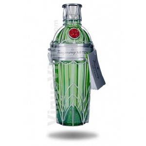 Tanqueray No. Ten caged