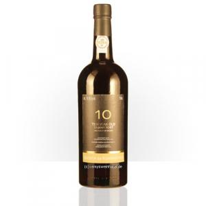 Tawny Port 10 Years Old Matured In Wood