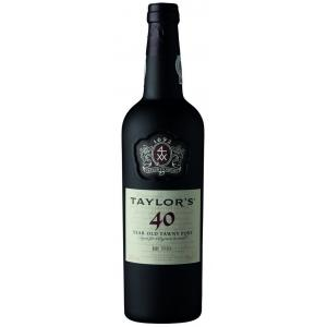 Taylor's Tawny 40 years old