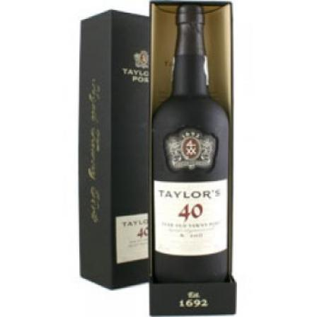 Taylors Tawny 40 Years Port