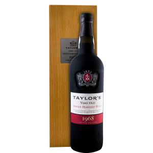 Taylor's Very Old Single Harvest Limited Edition 1968